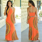2018 Women Ladies Dress Boho Maxi Long - VRAIDJO