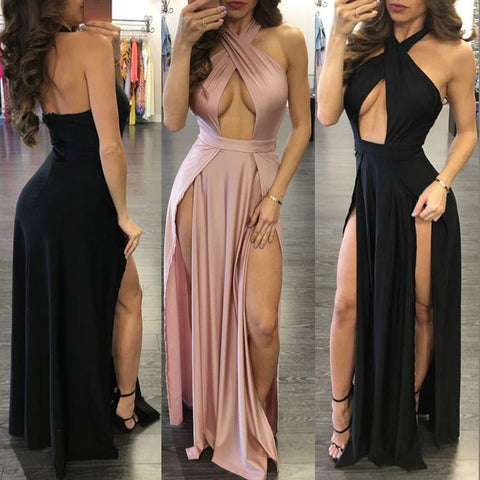 Women Summer Sexy Off Shoulder Dress Bandage