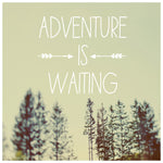 Adventure is Waiting - Fine Art Photograph