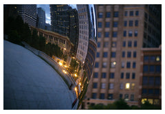 Chicago Reflections #1 - Fine Art Photograph