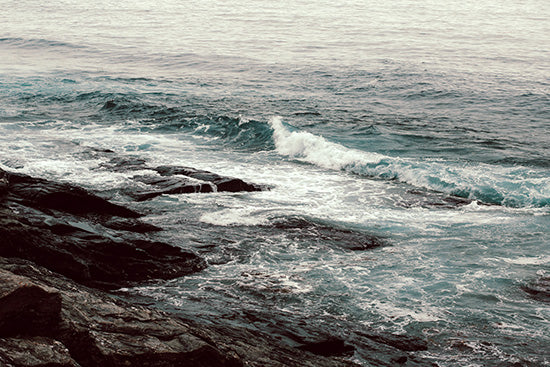 Cyan Sea #3 - Fine Art Photograph