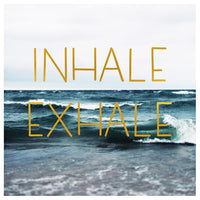 Inhale Exhale - Fine Art Photograph