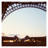 Paris at Dusk -  Fine Art Photograph