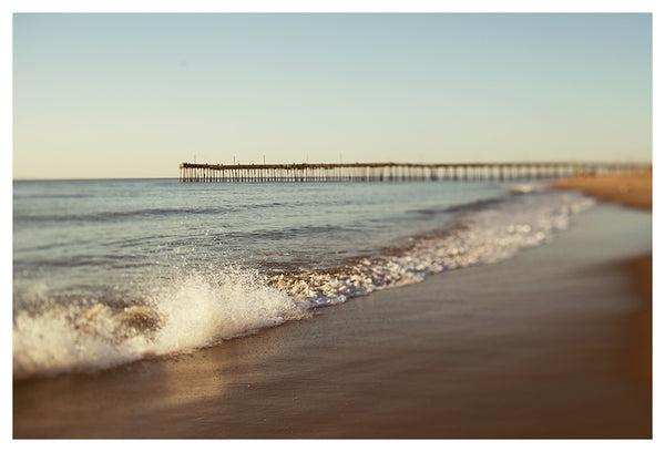Summer Pier #2 - Fine Art Photograph