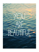 You Are Beautiful #2 - Card
