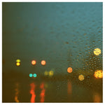 Fine art photograph of a rainy night by Alicia Bock.