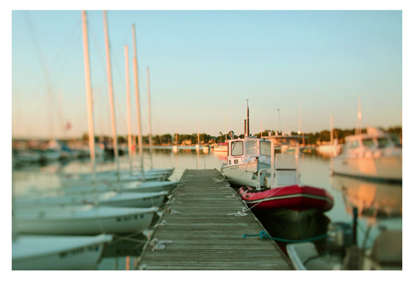 Docked - Fine Art Photograph
