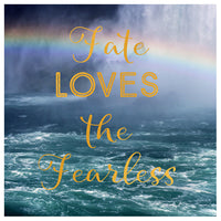 Fate Loves The Fearless - Fine Art Photograph