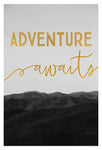 Adventure Awaits (Mountain) - Fine Art Photograph