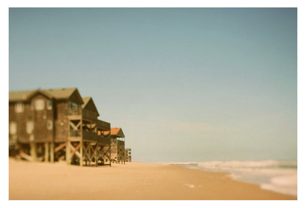 Coastal Living - Fine Art Photograph