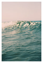 Pink Surf - Fine Art Photograph