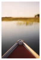 Sunrise Canoe #2 - Fine Art Photograph