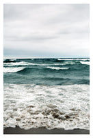 Turquoise Sea #1 - Fine Art Photograph