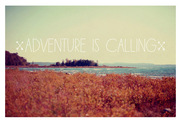 Adventure is Calling #2 - Fine Art Photograph