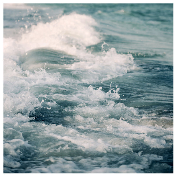 Blue Crush #2 - Fine Art Photograph
