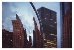 Chicago Reflections #3 - Fine Art Photograph