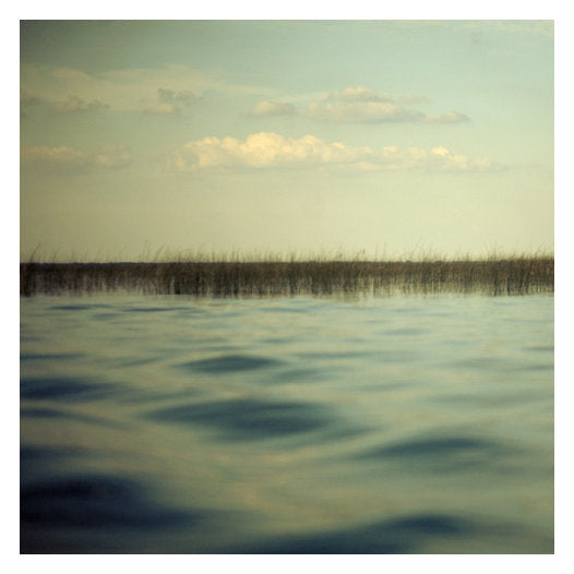 Into the Blue - Fine Art Photograph