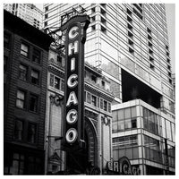 Chicago Theatre # 3 - Fine Art Photograph
