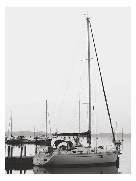 Harbor Morning - Fine Art Photograph