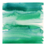 Green Abstract #1 Fine Art Print