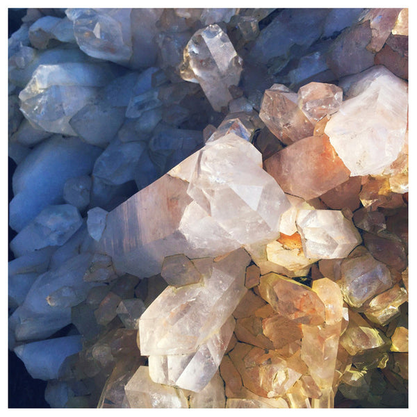 Quartz Crystal - Fine Art Photograph