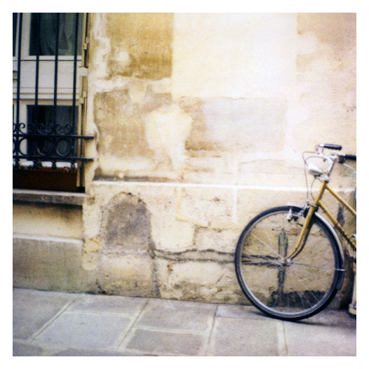 La Bicyclette - Fine Art Photograph