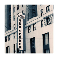 New Yorker - Fine Art Photograph