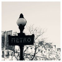 Metro Revisited - Fine Art Photograph