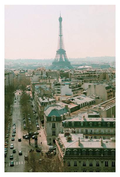 La Tour Eiffel - Fine Art Photograph