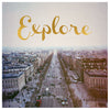 Explore (Paris) - Fine Art Photograph