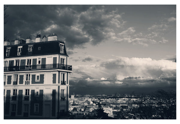 Shadows of Paris - Fine Art Photograph