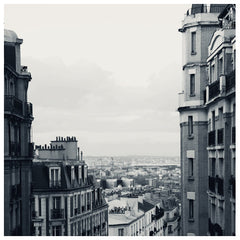 Montmartre in Gray - Fine Art Photograph