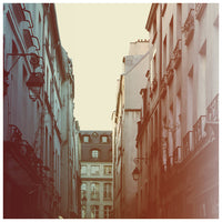 Fine Art Photograph of a Parisian Street. Photographed by Alicia Bock.