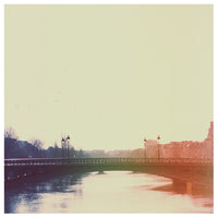 Crossing the Seine - Fine Art Photograph