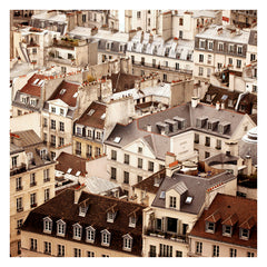 Paris Rooftop #4 - Fine Art Photograph