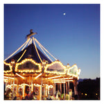 Crescent Moon Over Paris - Fine Art Photograph