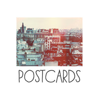 Rooftops Revisited - Postcards