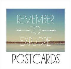 Explore - Postcards