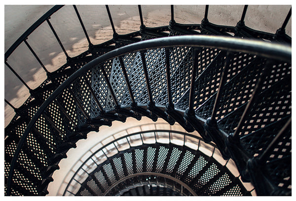 Spiral Light - Fine Art Photograph