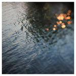 Abstract water photograph by Alicia Bock.