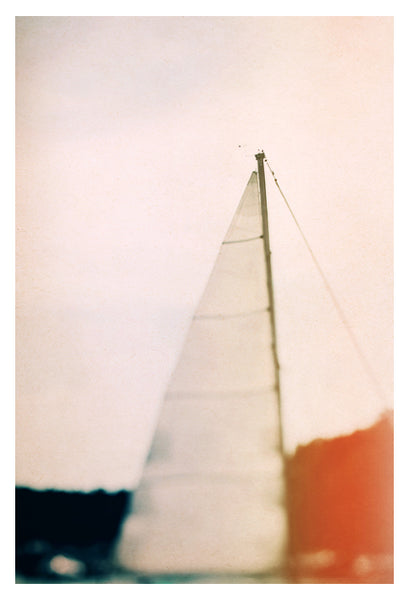 Sunset Sail - Fine Art Photograph