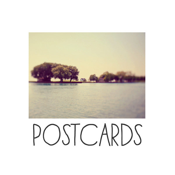 These Are The Days - Postcards