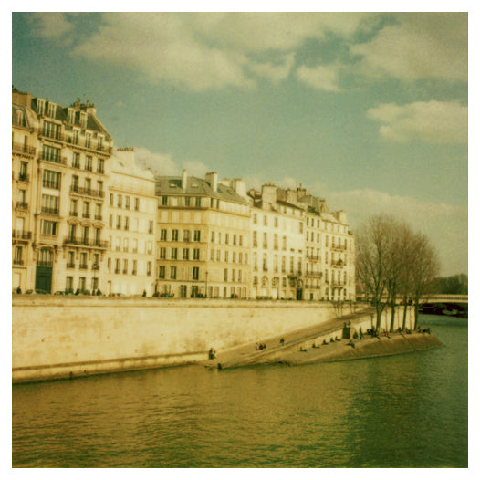 Along the Seine - Fine Art Photograph