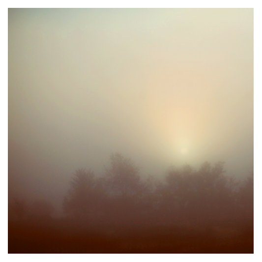 Fog: Rust - Fine Art Photograph