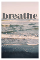Breathe (Gray Beach)- Fine Art Photograph