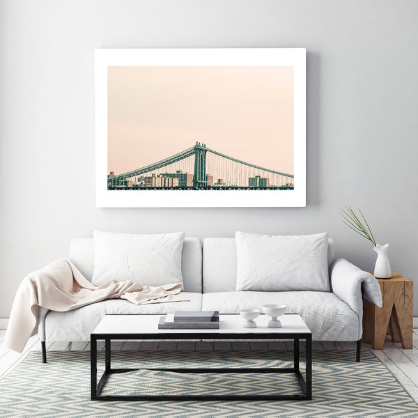 Bridges of NYC Part 2 - Fine Art Photograph