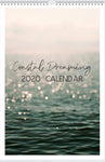 2020 Coastal Dreaming Wall Calendar