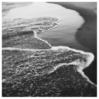 Flow #2 Black & White - Fine Art Photograph