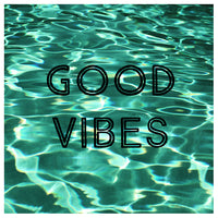 Good Vibes Pool - Fine Art Photograph