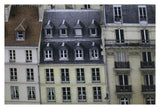 Rooftops of Paris: Art Prints